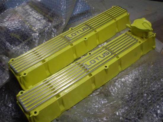 Lotus Esprit S1 907 Twin cam covers