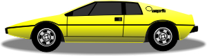 This S1 was manufactured in yellow